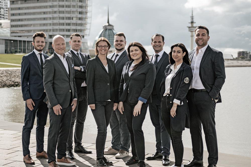 Gezer Gruppe Team