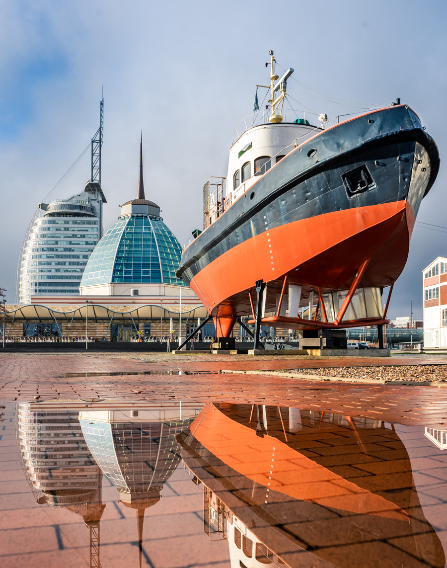 Schiff Bremerhaven