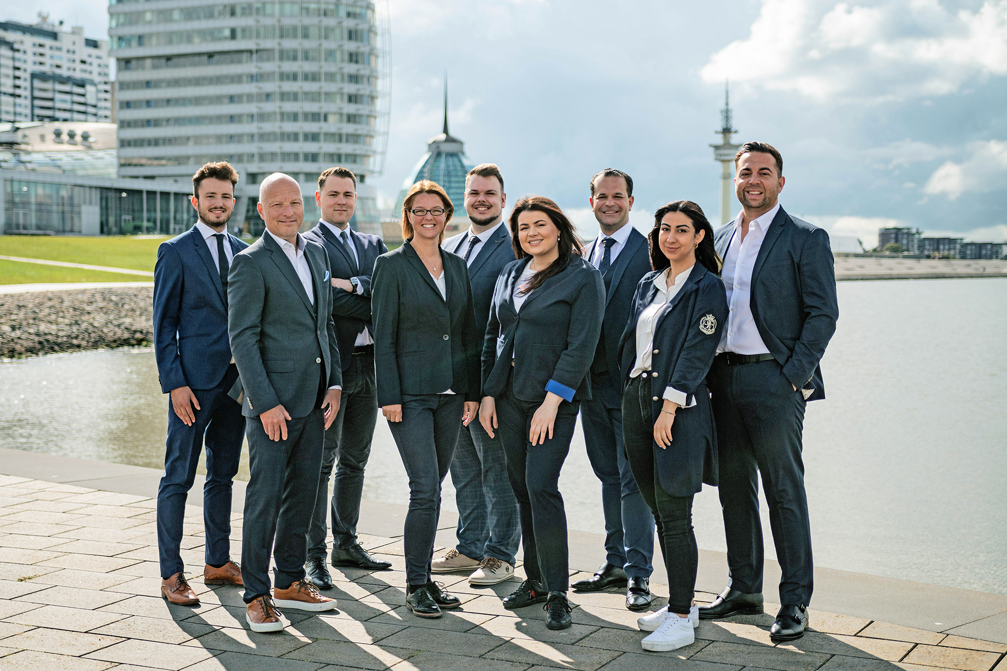 Polzin-Gezer Team Bremerhaven